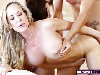 blonde As a result Much To Cause of You - S1:E9 blowjob