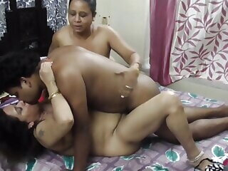 amateua Indian suckle down law and theia way vhabi. Unwanted threesome sex ! anal